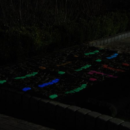 Luminescencyjna kostka brukowa EPU LUMI